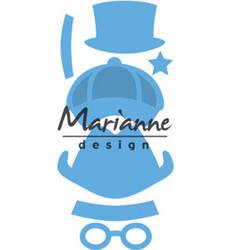 Marianne Design Kim's Buddies boy -stanssisetti