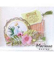 Marianne Design Twine border -stanssisetti