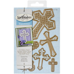 Spellbinders Crosses Two -stanssisetti
