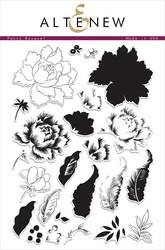 Altenew Peony Bouquet -leimasinsetti