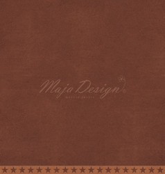 Maja Design Monochromes Shades of Denim skräppipaperi, sävy Brown