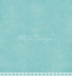 Maja Design Monochromes Shades of Denim skräppipaperi, sävy Aqua