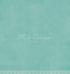 Maja Design Monochromes Shades of Denim skräppipaperi, sävy Aquamarine