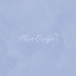 Maja Design Monochromes Shades of Sofiero skräppipaperi, sävy Air/Sky
