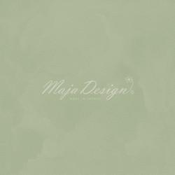 Maja Design Monochromes Shades of Sofiero skräppipaperi, sävy Celery/Sage