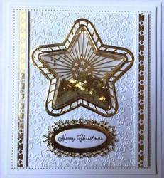Karkkikuvut CED22004 karkkikoneeseen, tähti