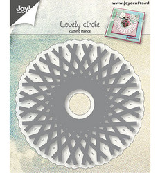 Joy! Crafts stanssi Lovely Circle