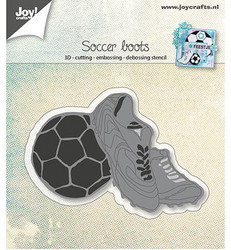 Joy! Crafts stanssi Soccer Boots