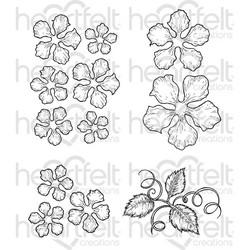 Heartfelt Creations Classic Rose  -leimasinsetti
