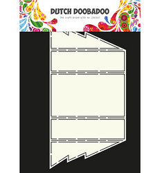 Dutch Doobadoo Card Art Tree -sapluuna