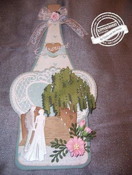 Marianne Design Tinys Wedding -stanssi
