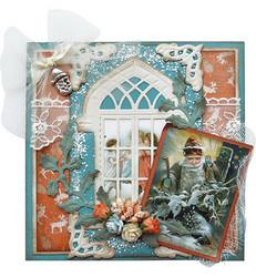 Marianne Designin Window -stanssi, ikkuna