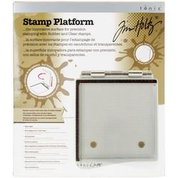 Tim Holtz Stamp Platform, leimailulaite