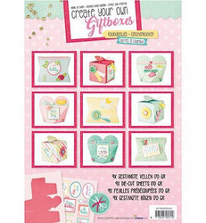 Studio Light Create your own Giftboxes 2 -kirjanen