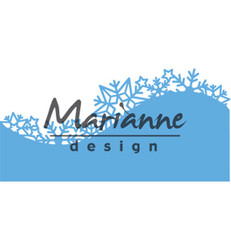 Marianne Design stanssi Ice Crystals Border