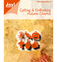 Joy! Crafts stanssi Autumn Charms