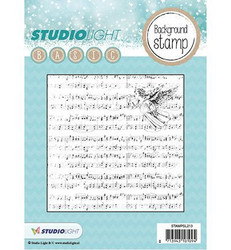 Studio Light Stamps Basic taustaleimasin Basics nr. 213