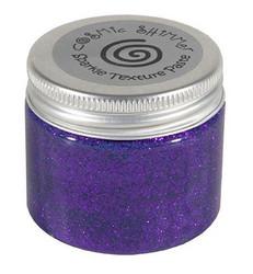 Cosmic Shimmer Sparkle tekstuuripasta, sävy Vivid Violet