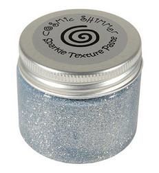 Cosmic Shimmer Sparkle tekstuuripasta, sävy Silver Moon