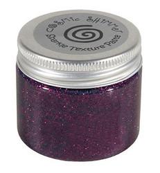 Cosmic Shimmer Sparkle tekstuuripasta, sävy Rich Plum