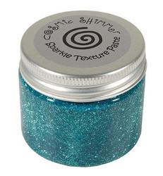 Cosmic Shimmer Sparkle tekstuuripasta, sävy Ocean Spray