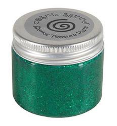 Cosmic Shimmer Sparkle tekstuuripasta, sävy Emerald