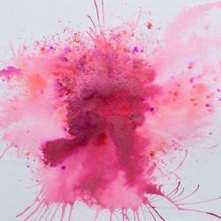 Cosmic Shimmer Pixie Powder -jauhe, sävy Candy Pink