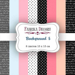Fabrika Decoru paperipakkaus Background 5, 6