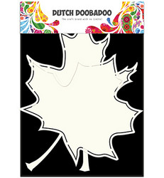 Dutch Doobadoo Card Art Leafs -sapluunat