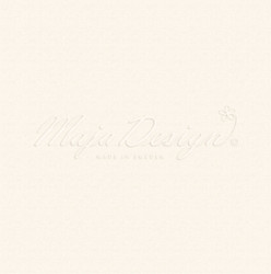 Maja Design Monochromes - Shades of Winterdays skräppipaperi Creme