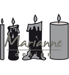 Marianne Design stanssisetti Candles