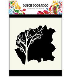 Dutch Doobadoo Tree -maski
