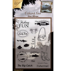 Joy! craftsin Fishing fun -leimasinsetti