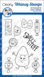 Whimsy Stamps Sweet Stuff -leimasinsetti