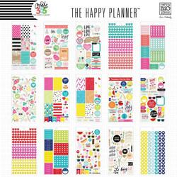 Mambi Happy Planner Value Pack -tarrapakkaus Seasonal