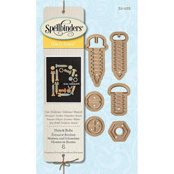 Spellbinders Nuts & Bolts -stanssisetti