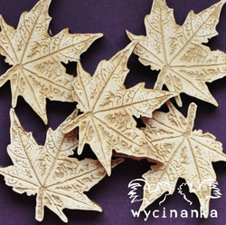 Chipboard kuvioleike, Look of the Nature - leaves