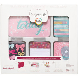 Project Life Core Kit Knick Knack Edition, 616 osaa