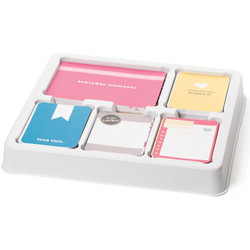 Project Life Core Kit Blush Edition, 616 osaa