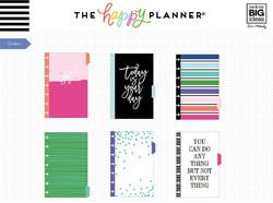 Mambi Mini Planner Extension Pack -laajennuspakkaus
