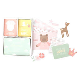 Project Life Core Kit Lullaby Girl, 120 osaa