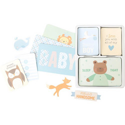 Project Life Core Kit Lullaby Boy, 119 osaa