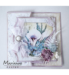 Marianne Design stanssisetti Tiny's butterflies