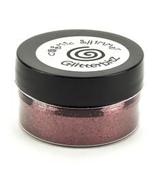 Cosmic Shimmer Glitterbitz, sävy Apple Red