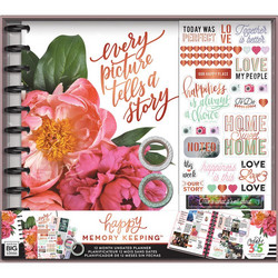 Happy Memory Keeping Big Planner Box Every Picture Tells A Story