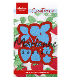 Marianne Design stanssisetti Strawberries