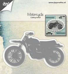 Joy! Crafts stanssi Motorcycle