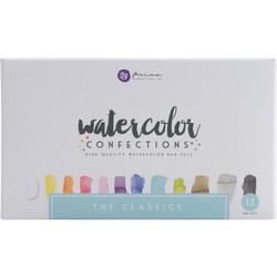 Prima Watercolor Confections, The Classics, vesivärit
