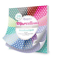 Hunkydory Marvellous Mirri paperipakkaus Sensational Spots