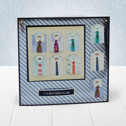 Hunkydory Marvellous Mirri paperipakkaus Stunning Stripes